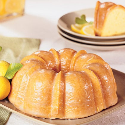 Luscious Lemon Cake