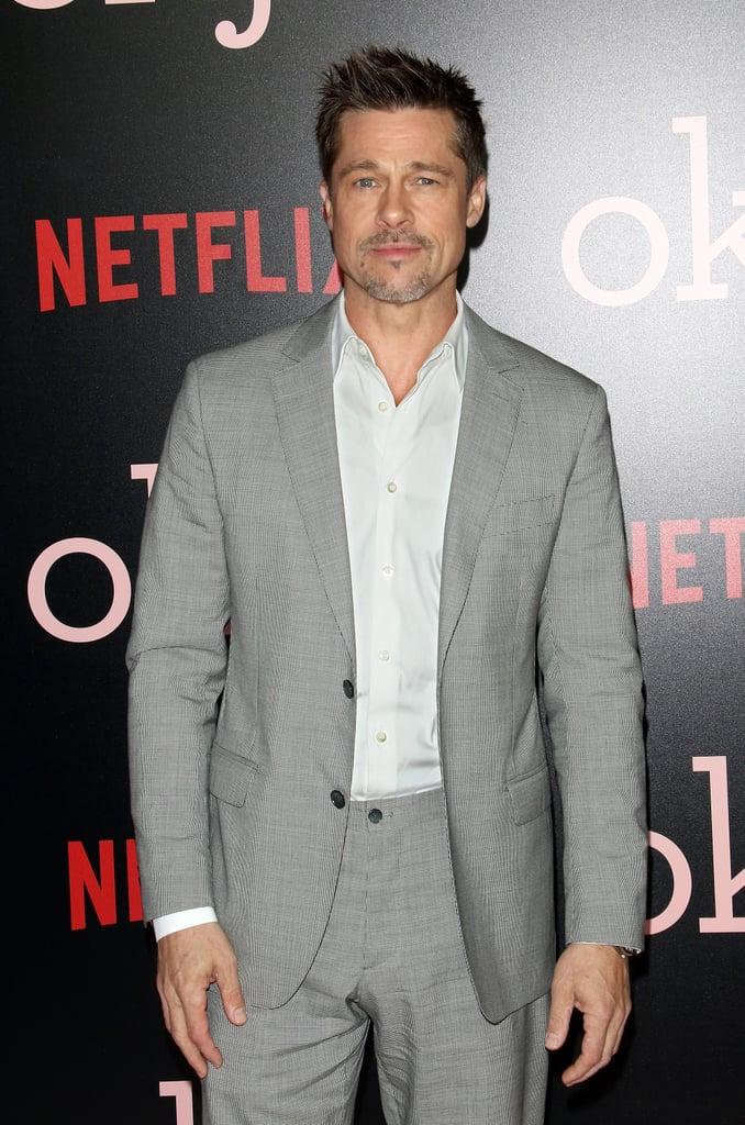 I'm calling it: Brad Pitt is back.