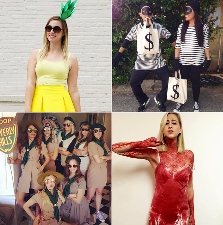 Cheap Halloween Costumes For People in Their 30s
