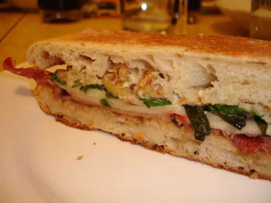 'Wich of the Week: Sweet Serrano Panini