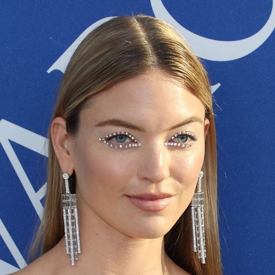 Bold Eye Makeup From Celebrities Spring 2018