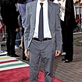 Will Reiser attended the Toronto Film Festival.