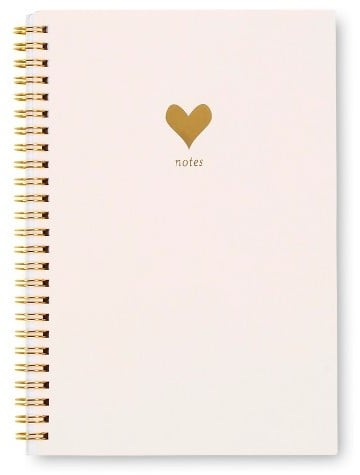 Sugar Paper Planner 2016 Monthly/Notes ($8)