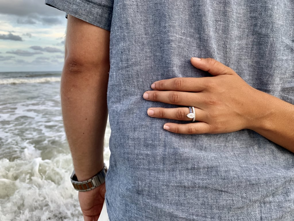 10 Fashion Editors Share Pics of Their Engagement Rings — Man, Are They Unique!