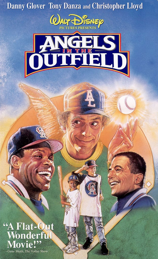 With 1994 came Angels in the Outfield.