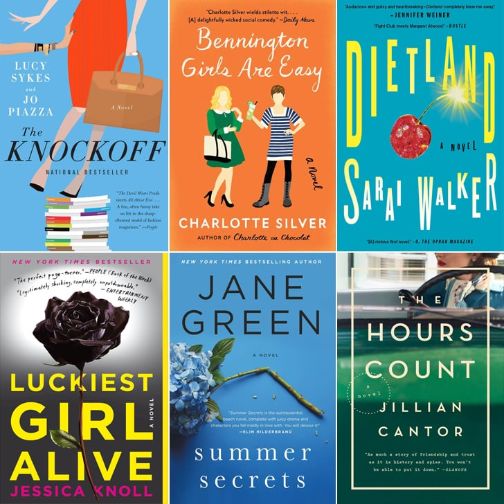 Best 2016 Summer Paperback Books For Women