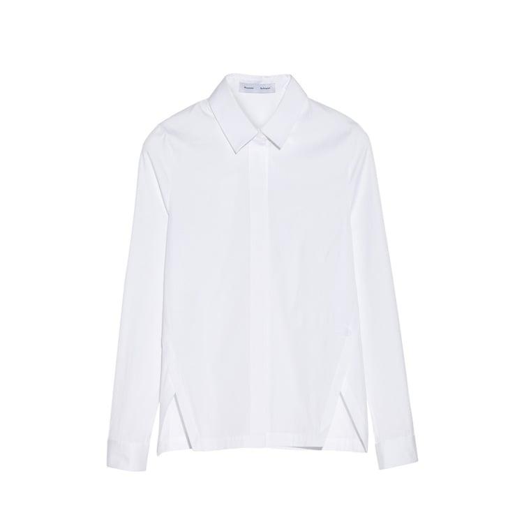 Proenza Schouler Stretch Cotton Poplin Shirt ($650)