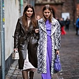 Match Your Friend in a Unique Leather Coat