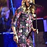 Carrie Underwood's Baby Bump