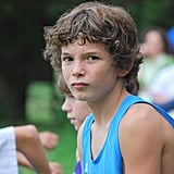 """""""When he started middle school, Robbie started running cross country and distance events for track and field. Warning -- bragging to follow . . . In 8th grade, my son set seven course records for middle school cross country courses, and was undefeated in Cross Country, 1600 meters and 800 meters. He briefly held a national record for 3K middle school boys."""""""
