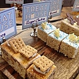 Our beach bodies may have been sabotaged by this enticing array of rice krispy treats!