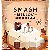 Root Beer Float Smashmallows