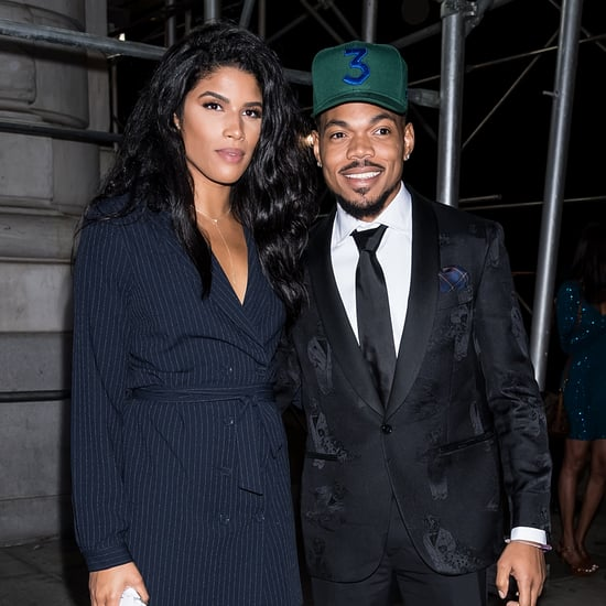 Chance the Rapper Welcomes Second Child With Kirsten Corley