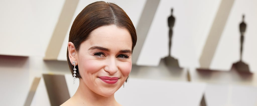 Emilia Clarke's Quotes on Beauty After Her Brain Surgery