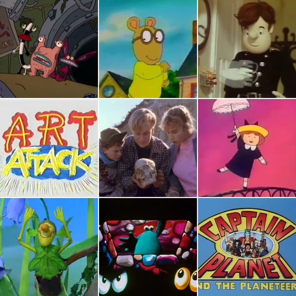 best abc kids shows from the 1990s | popsugar celebrity australia