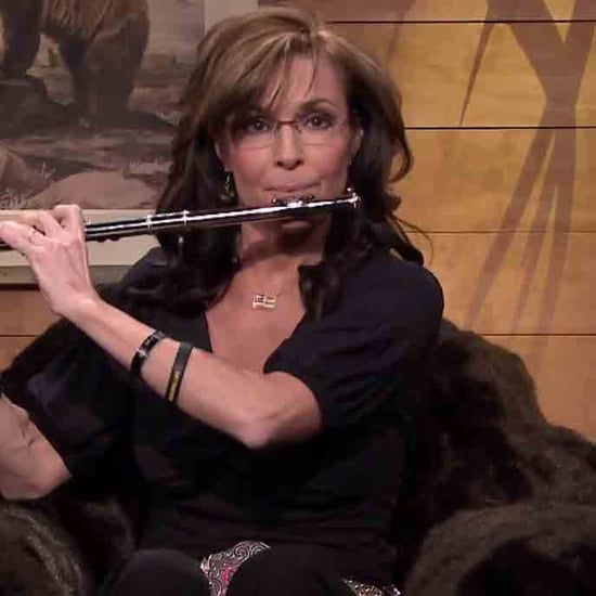 Sarah Palin on The Tonight Show With Jimmy Fallon 2014