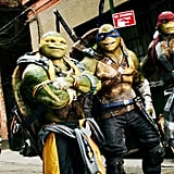 Donatello, Raphael, Leonardo, and Michelangelo From Teenage Mutant Ninja Turtles: Out of the Shadows