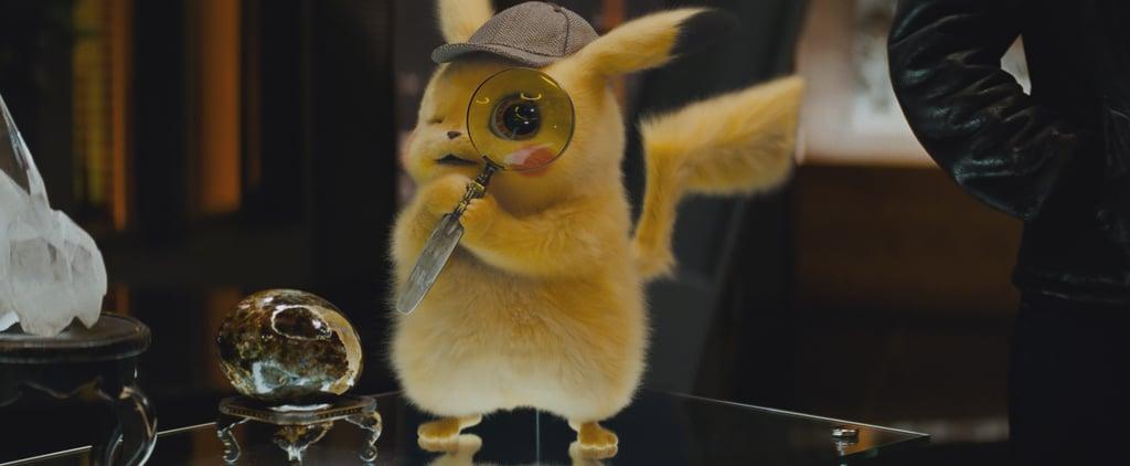 Ryan Reynolds Tweets Detective Pikachu Movie Leak Video