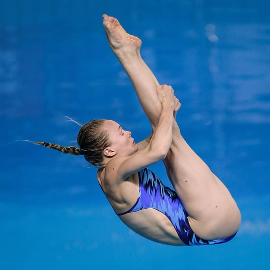Watch Diver Krysta Palmer Train, Work Out at 2021 Olympics