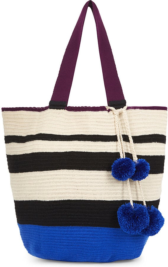 Sophie Anderson Jonas 6 Woven Tote