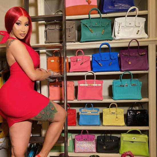 Cardi B Responds to Racist Comments About Birkin Collection