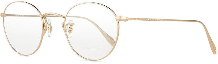 Oliver Peoples Coleridge Round Optical Frames ($340)