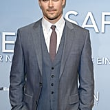 Josh Duhamel looked seriously handsome at the Berlin premiere of Safe Haven in February 2013.