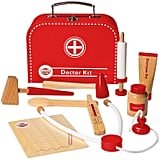 For 4-Year-Olds: Dragon Drew Wooden Doctor Kit for Kids