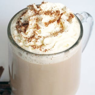 Pumpkin Irish Coffee