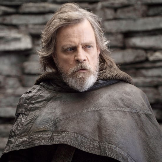 Mark Hamill Quotes About Luke Skywalker in The Last Jedi