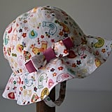 Spring Chicken Baby Sun Hat ($20)