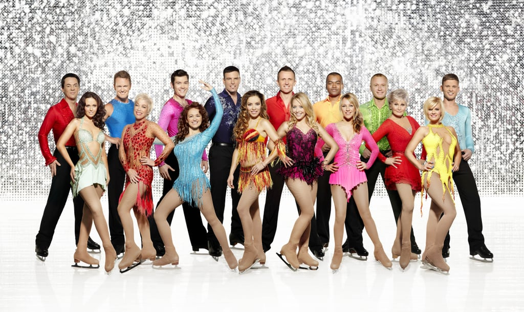 The lineup for the next series of Dancing on Ice has been unveiled, with 16 celebrities taking part. Contestants include soap actors Craig McLachlan, Sam Attwater, Steven Arnold, and Jennifer Metcalfe, plus presenters Jeff Brazier, Denise Welsh, Nadia Sawalha, Laura Hamilton, Chloe Madeley, Angela Rippon, and Comedy Dave. Rapper Vanilla Ice, cricketer Dominic Cork, Lance Corporal Johnson Beharry, WAG Elen Rivas, and Kerry Katona complete the list. Click through to see them all in their sparkly costumes! Images courtesy and copyright ITV Plc