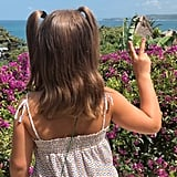 Victoria Beckham Family Vacation Photos August 2018