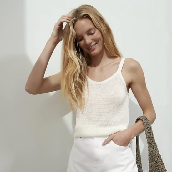 White Clothes for Summer From Banana Republic