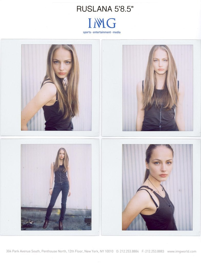 Model Ruslana Korshunova Dies In Fall From NYC High-Rise