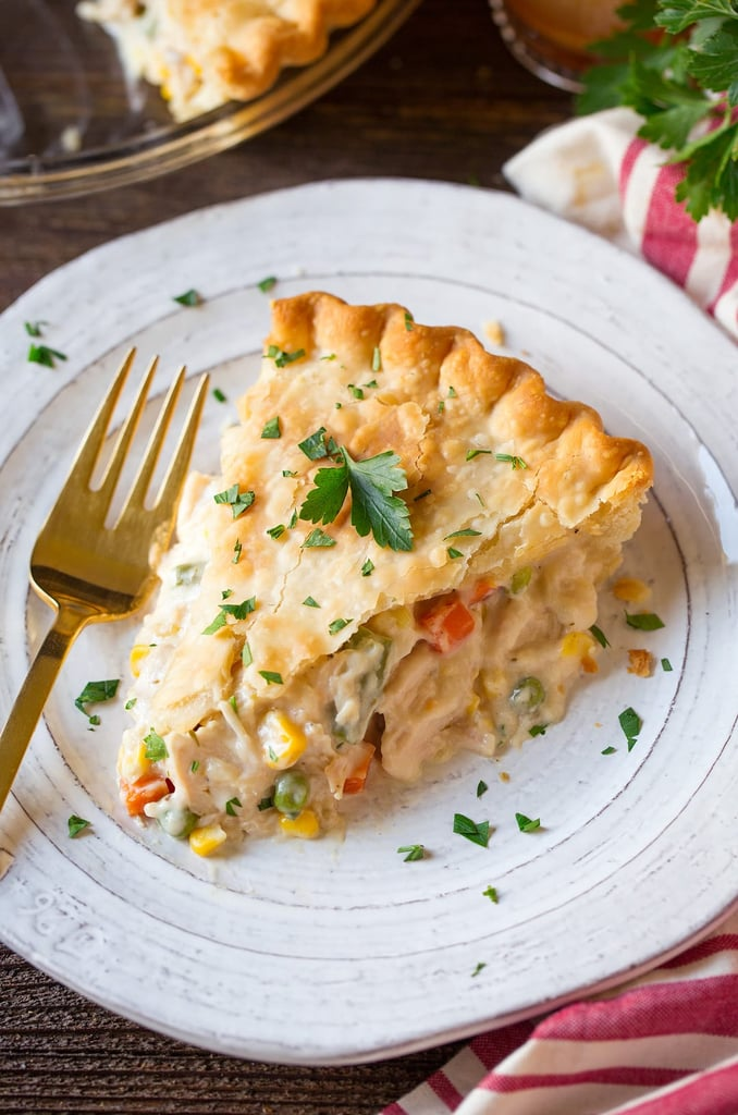 Chicken Pot Pie Fall Dinner Recipes For Families That Are Easy To Make Popsugar Family Photo 18