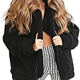 Glamaker Faux Fur Coat