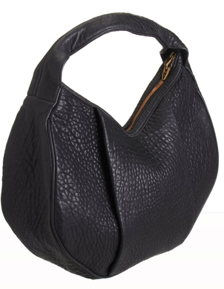 You're looking at the perfect hobo: Alexander Wang's Morgan hobo ($499, originally $835). We dig the pebbled leather.