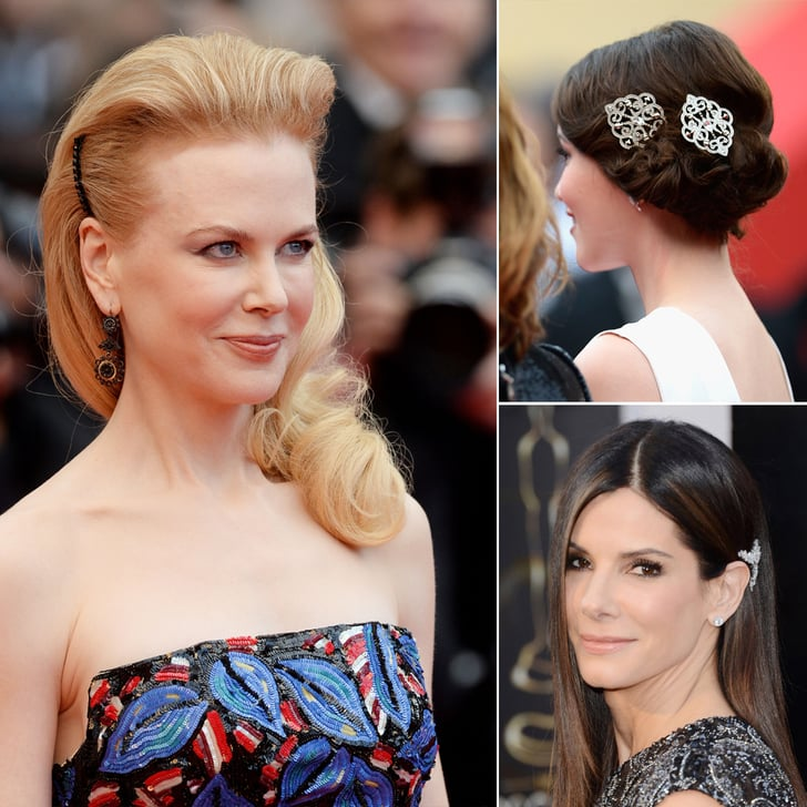 Red Carpet Hair Accessories That Are Perfect For Brides