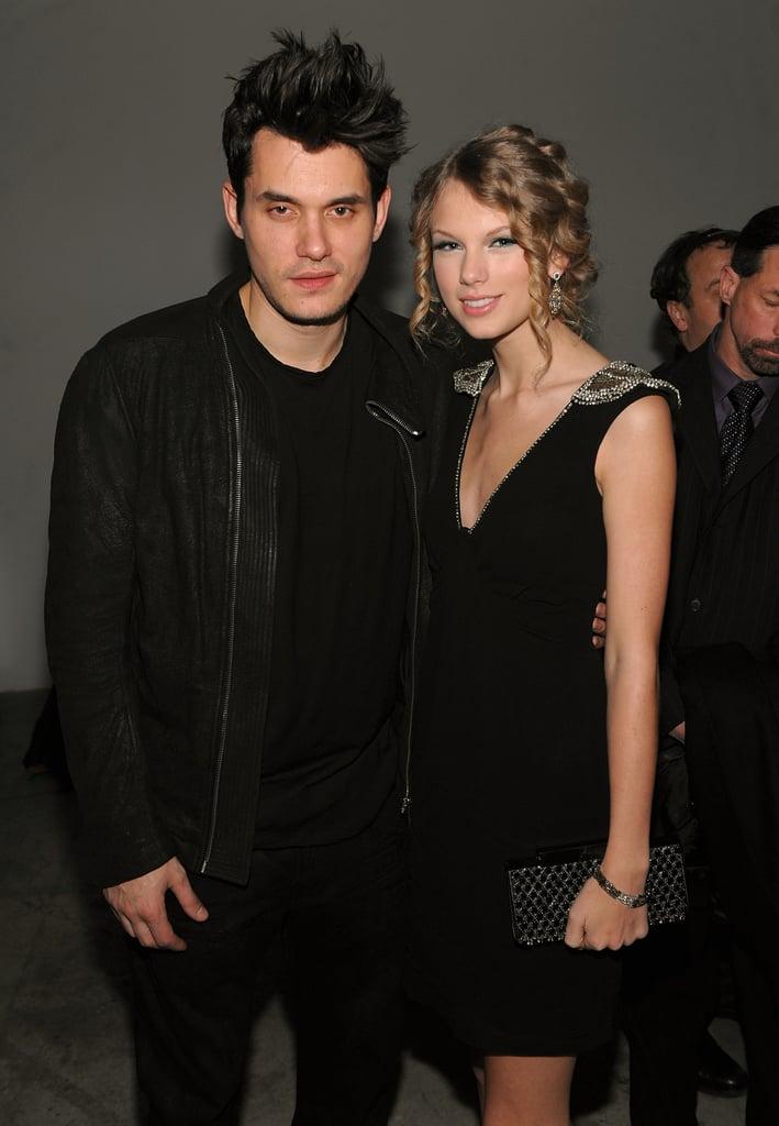 November 2009-February 2010: Taylor Swift Dates John Mayer