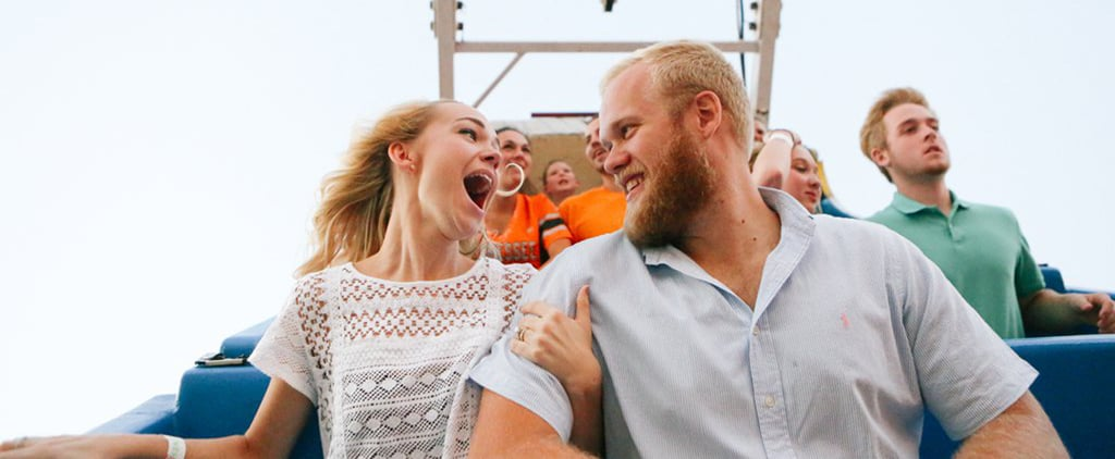 This Adorable Couple Celebrated Their First Anniversary in the Most Fun Way
