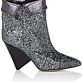 Isabel Marant Glitter Ankle Boots