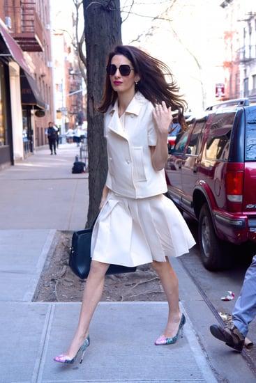 Amal Clooney's Sunglasses