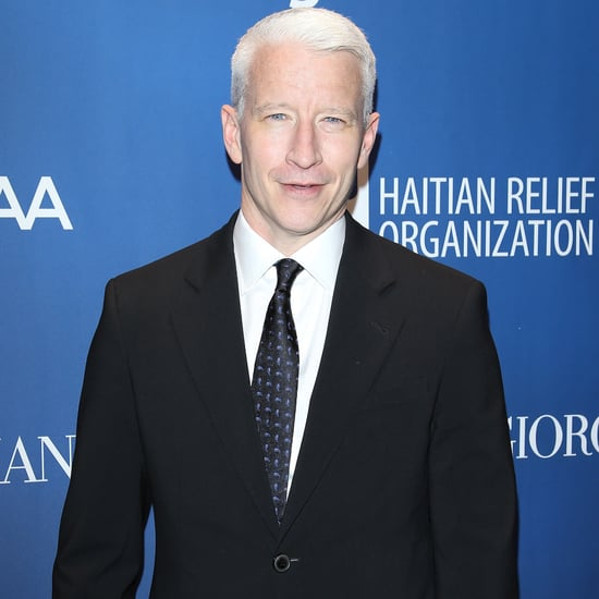 "Anderson Cooper Laughs While Saying ""Vagina"" 
