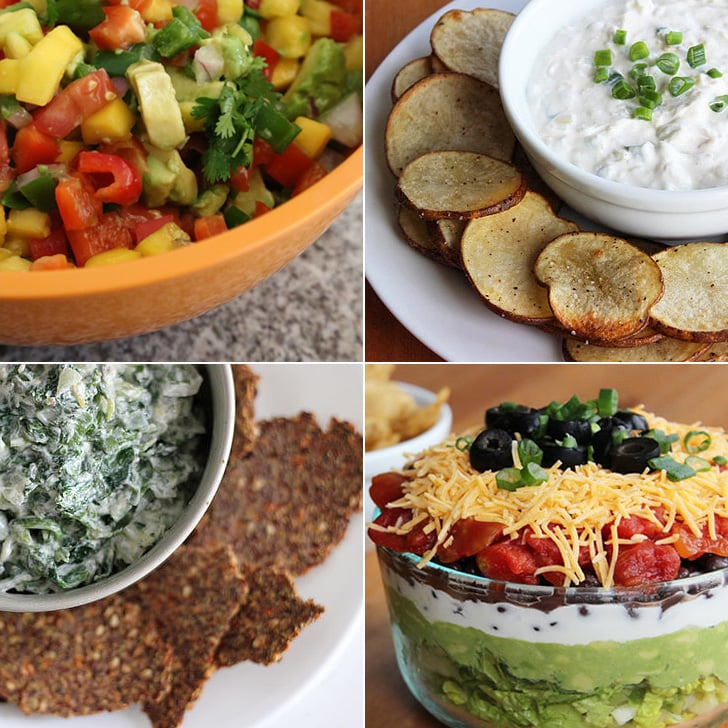 From Ranch to Hummus: 26 Healthy Dip Recipes