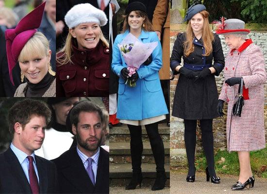 28/12/2008 Royals at Christmas