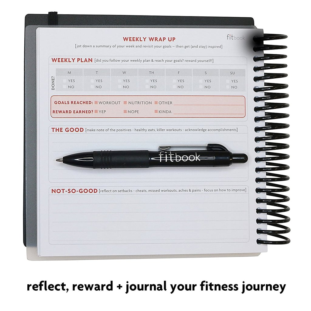 A Fitness Journal That Makes You #ProveIt