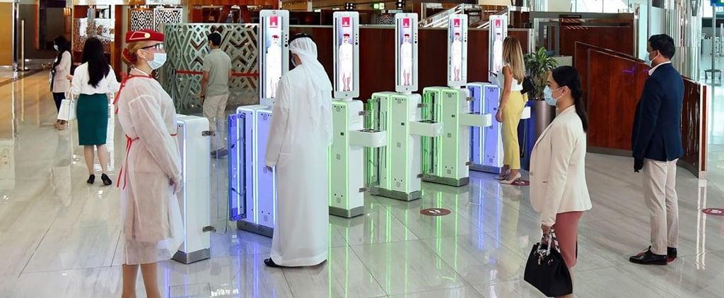 طريقة تجنّب السياح الأجانب الحجر الصحي في دبي خلال كوفيد-19