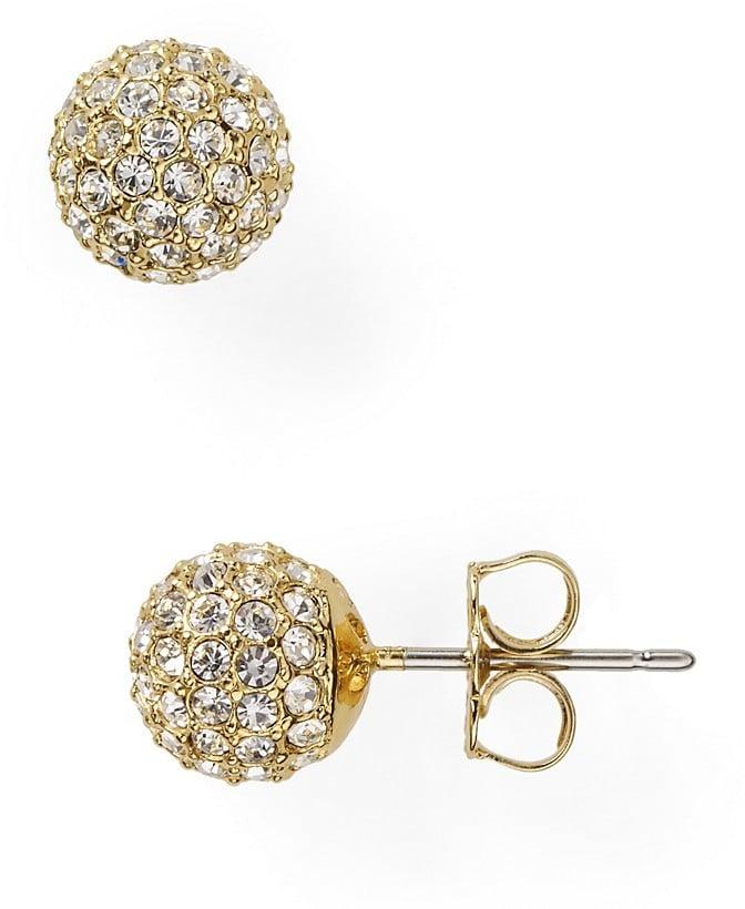 15db04f9b Nadri Small Crystal Ball Earrings | Bloomingdale's Holiday Gifts ...