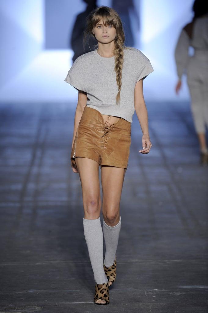 New York Fashion Week: Alexander Wang Spring 2010